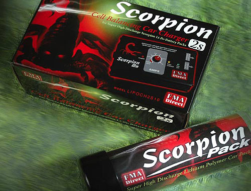 Scorpion Charger and Pack ~ Image 9